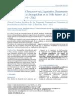 Bronquiolitis Soc Pediatria Peru 2013