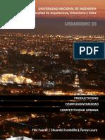 Productividad - Complementariedad - Competitividad Urbana.docx