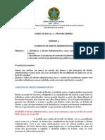 Plano de Aula (4) Prófuncionário - Elementos de Direito Administrativo (1)