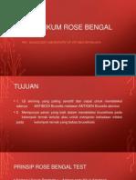 Praktikum Rose Bengal Test