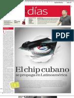 El cubano que creó el SAIME y el chip que se expande por Latinoamérica