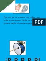 Imagenes Plan de Clase Letra p