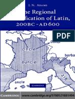The Regional Diversification of Latin