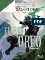 El Rey Orco - R. a. Salvatore
