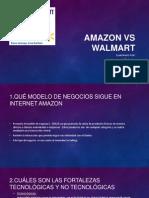 Amazon vs Walmart