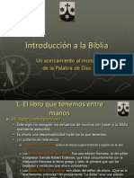 Intro Biblia
