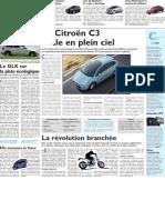 autoMag. Le Républicain Lorrain. 17.11.2009