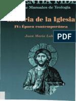 Alvarez Gomez Jesus - Sapientia Fidei - Historia de La Iglesia 04