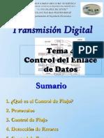 Tema 4 Control Del Enlace Datos