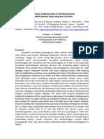 Komunikasi Pembangunan & Perubahan Sosial