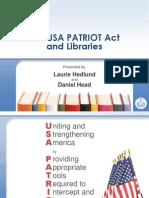 patriot act  libraries v5