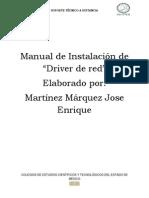 Instalar Driver de  red.pdf