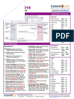 Onenote Quick Reference 2010