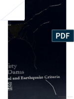 Safety of dams,flood and earthquake criteria.pdf