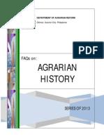 FAQs on AR History