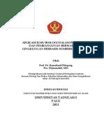 Peranan Biologi Dalam Pembangunan Lingkungan Dan SDA-libre