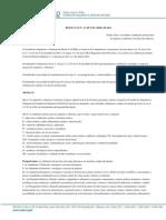 Res 21-2012 - Atribuições Profissionais
