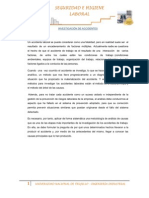 54556275 INFORME de Investigacion de Accidentes
