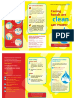 Hand Hygiene - How to Keep Your Hands Clean
