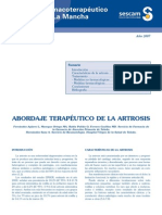 VIII 02 AbordajeTerapeuticoArtrosis