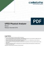 UFED Physical Analyzer