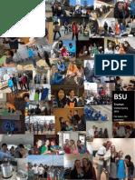 BSU Report Truman Spring Semester 2014