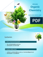 1. Introduction to Organic Chemistry