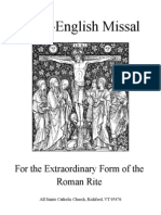 195262585 Latin English Missal PDF