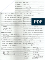 Dynamics Notes Prelim_2