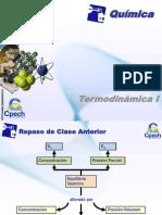 Clase 03 Termodinámica I