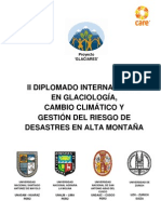 II Diplomado Internacional Glaciologã-A Documento Base