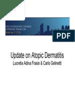 Adina Frasin_Update on Atopic Dermatitis