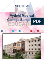 Vydehi Medical College Bangalore
