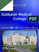 Subbaiah Medical College