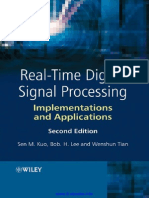 Real-Time Digital Signal Processing, 2nd Edition