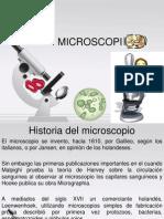 microscopio bacteriano
