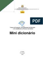 Dicionario Libras Atualizado CAS FADERS