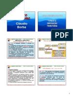 20090608184226 Claudio Borba Direito Tribitario RF Slides