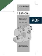 Manual Da Maquina de Costura