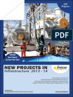 New Projects in Infrastructure 2013-14