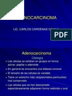 12 Adenocarcinoma.