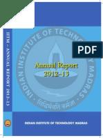 IITM-Annual Report-2012