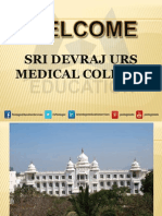 Sri Devraj Urs Medical College