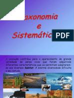 Apostila Taxonomia, Sistematica, Seres Vivos Dra. Suzana Pacheco