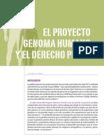 Dialnet-ElProyectoGenomaHumanoYElDerechoPenal-2768635