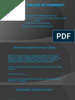 Pharmacy Admission 2014 Starts in Delhi Ncr