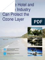 Ozone layer + construction phase
