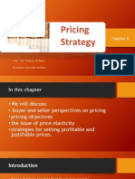 Ch8 Pricing Strategy