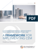 Cxm Framework.original