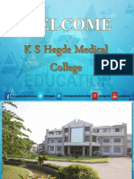 K S Hegde Medical College